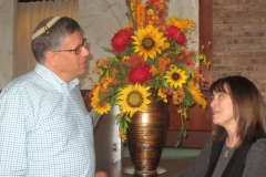 Rabbi Dan and Rabbi Rena