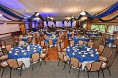 facility dining setup