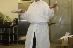 rabbi dan in the kitchen